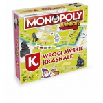 Winning Moves Monopoly Junior Wrocławskie Krasnale 28790