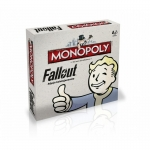 Winning Moves Gra Monopoly Fallout 27588