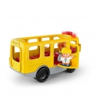 Fisher Price Little People Autobus Malego Odkrywcy FKX03
