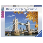 Ravensburger RAVEN. 1000 EL. Widok na Tower Bridge