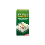 Mattel Gra Scrabble Towers GDJ16