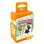 Cartamundi Gra Monopoly Junior PL 100223124