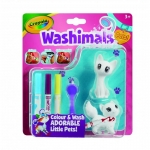 Crayola Figurki do malowania Washimals Blister Pack - Kotki 7253