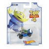 Hot Wheels Pojazd Toy Story Alien GCY52/GCY55
