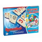 Tm Toys Gra Rummikub 2w1 Junior LMD8608