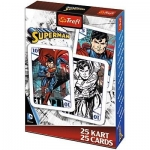Trefl Karty Piotruś - Authentic Superman Powerfull KT-08469